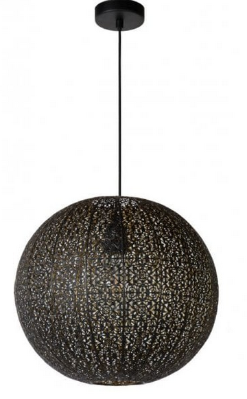 Global Metal Lantern Chandelier - CENTURIA