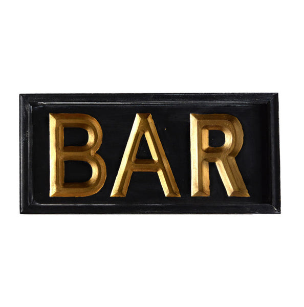 Vintage Style Bar Sign - CENTURIA