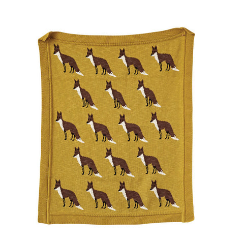 Hunting Dog Baby Blanket