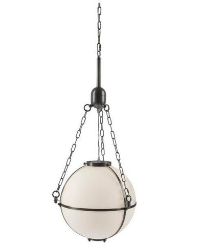 Grayson Pendant Light-Black - CENTURIA