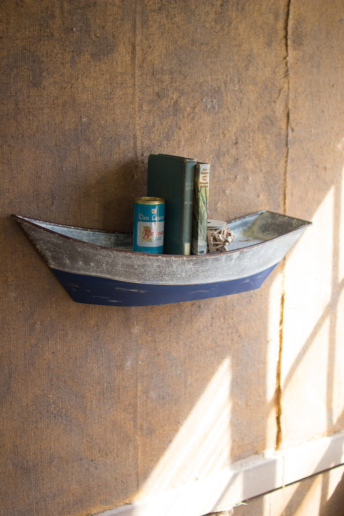 Metal Boat Shelf - CENTURIA