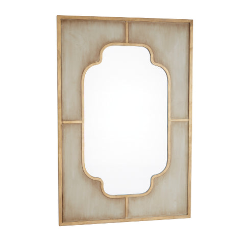 Clover Gold and Silver Mirror - CENTURIA