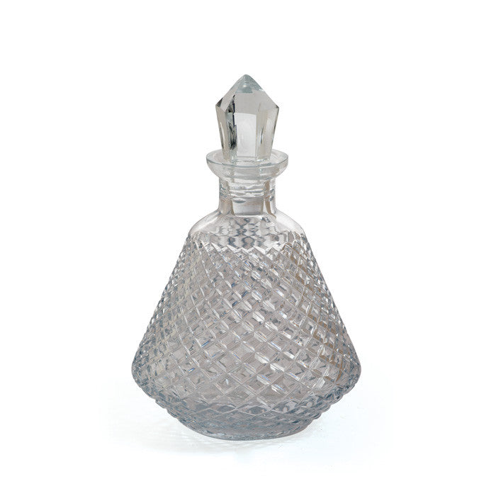Cypress Etched Decanter - CENTURIA