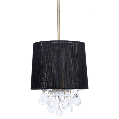 Draping Crystal Pendant Light - CENTURIA