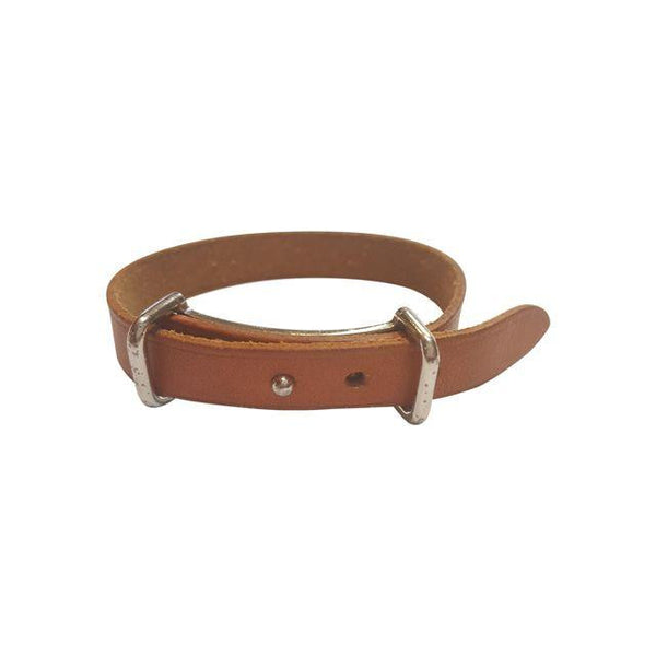 Hermès Leather Belt Bracelet - CENTURIA