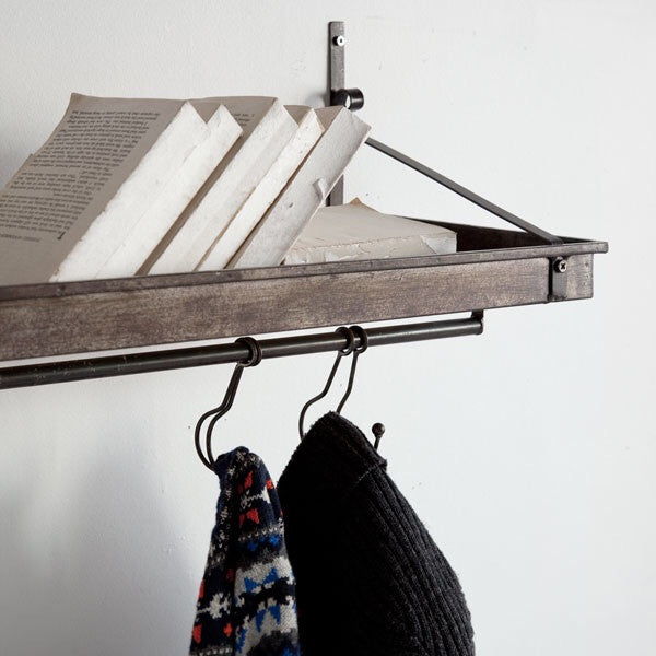 Reclaimed Wood Shelf - CENTURIA