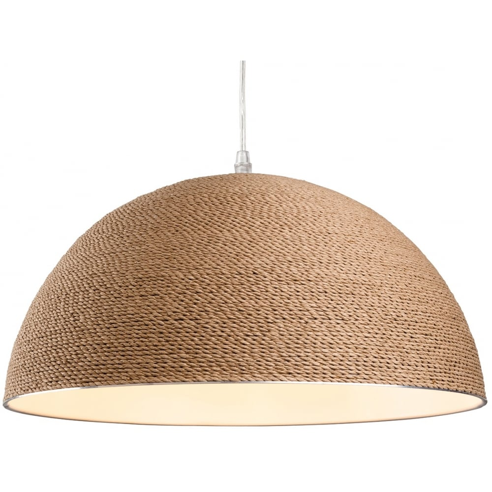 Large Modern Rope Dome Light - CENTURIA