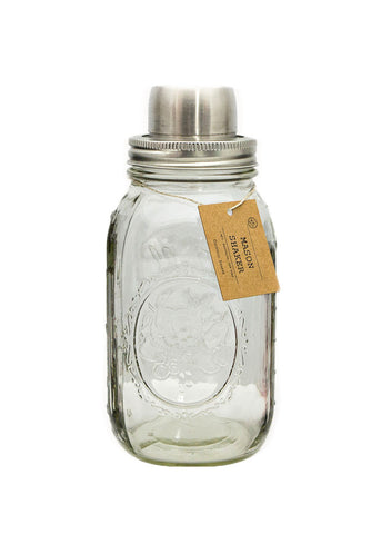 Mason Jar Cocktail Shaker - CENTURIA