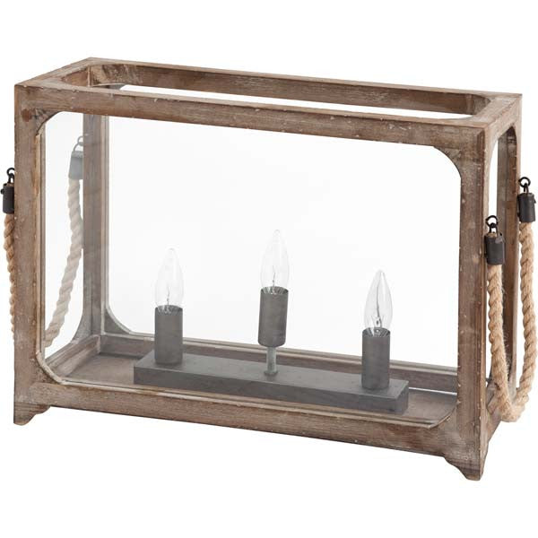 Rope Lantern Table Lamp - CENTURIA