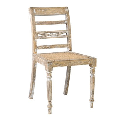 Farmhouse Distressed Chair - CENTURIA