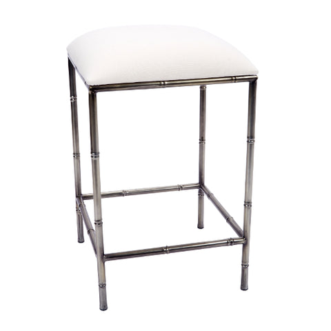 Faux Bamboo Bar Stool - CENTURIA