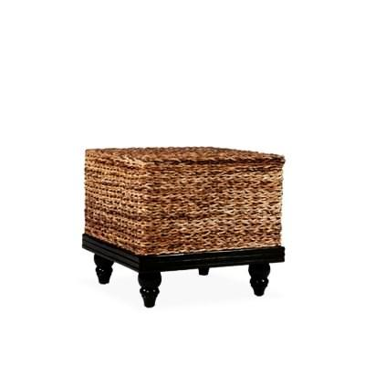 West Indies Abaca End Table - CENTURIA