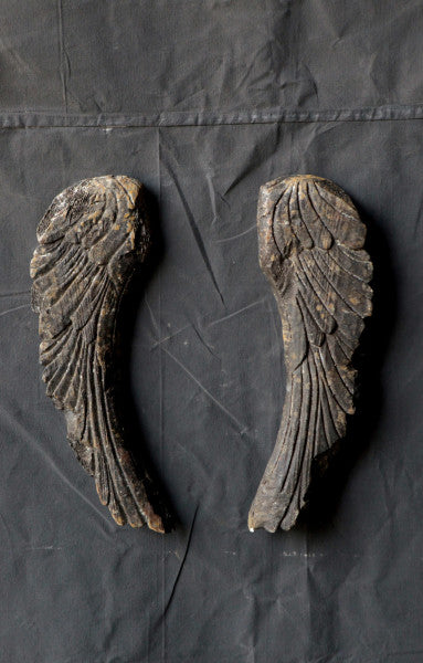 Vintage Style Wings - A Pair