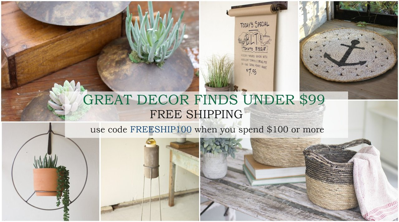 great decor finds under $99