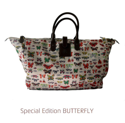 Special Edition BUTTERFLY - Roadster Weekender Bag (XL)