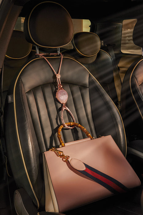 Yo Loc Auto-Taschenhalter Exclusive Rose Set Edition