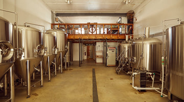 Water Saving as a Brewery