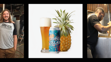 Tropic of Collab with RHBC