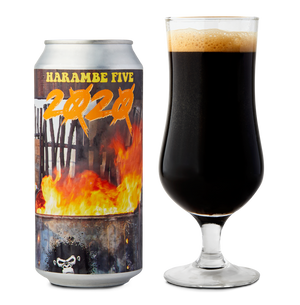 Harambe Five: 2020 - 1 x 440ml