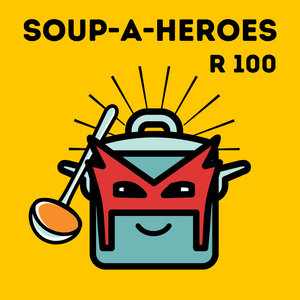 I'm a Soup-A-Hero and here's what I can contribute!