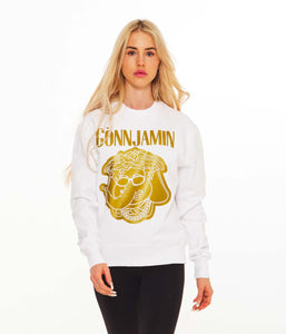 Gold Sweatshirt I
