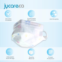 Load image into Gallery viewer, JY Care Disposable Non-Medical Children's Mask
