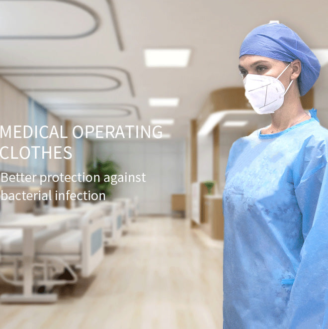 Jun Jiang Disposable Operating Gown (High Performance)