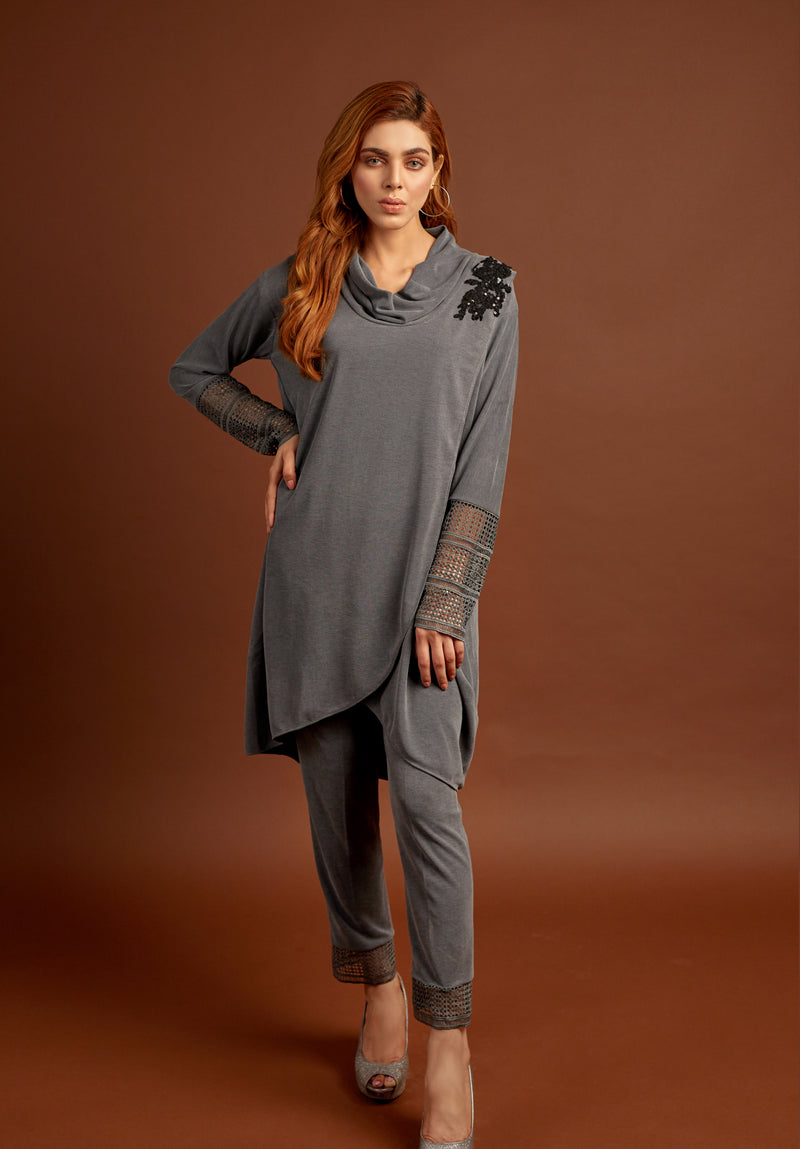 (SKU-1308)-1 PIECE ATTIRE- SHIRT