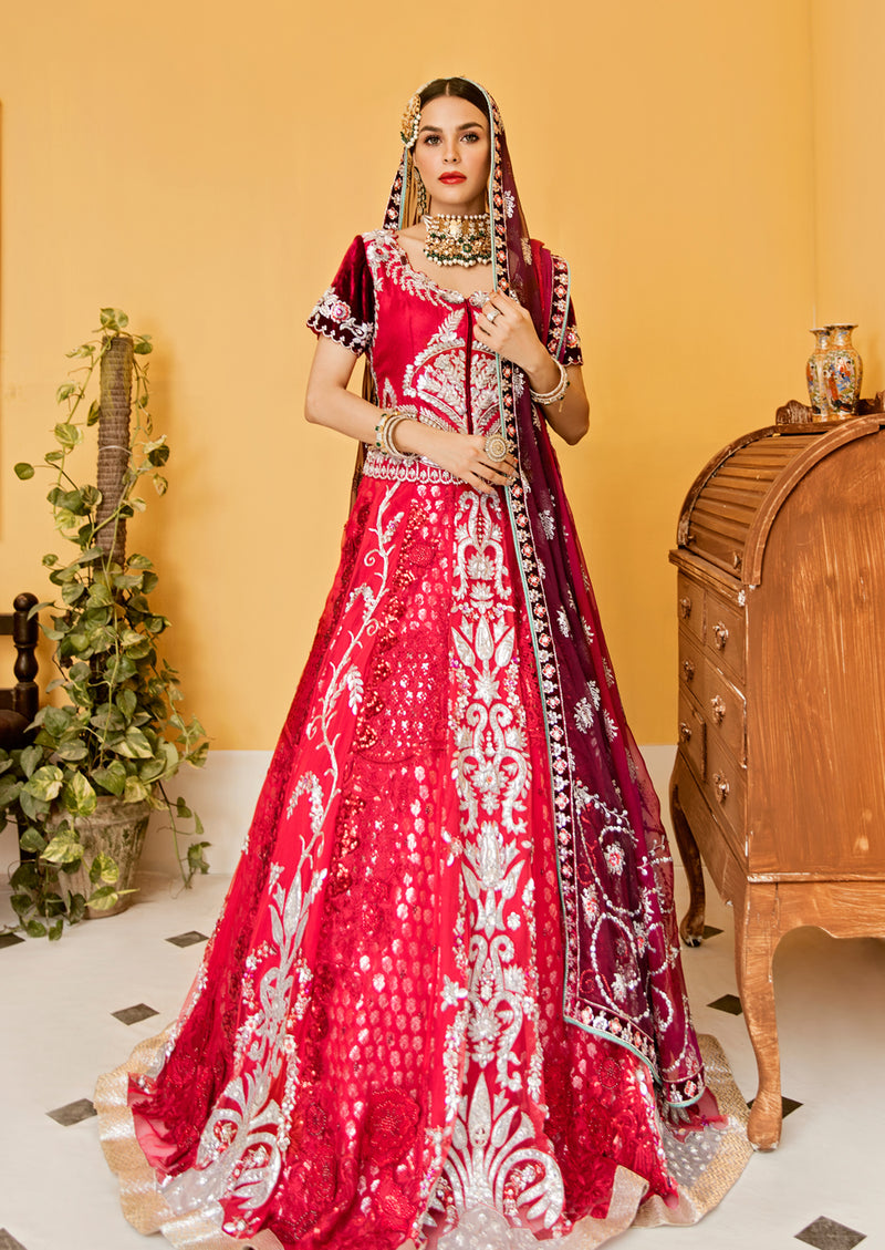 Style # 1258-Bridal (3Piece Rs.215,500/-)