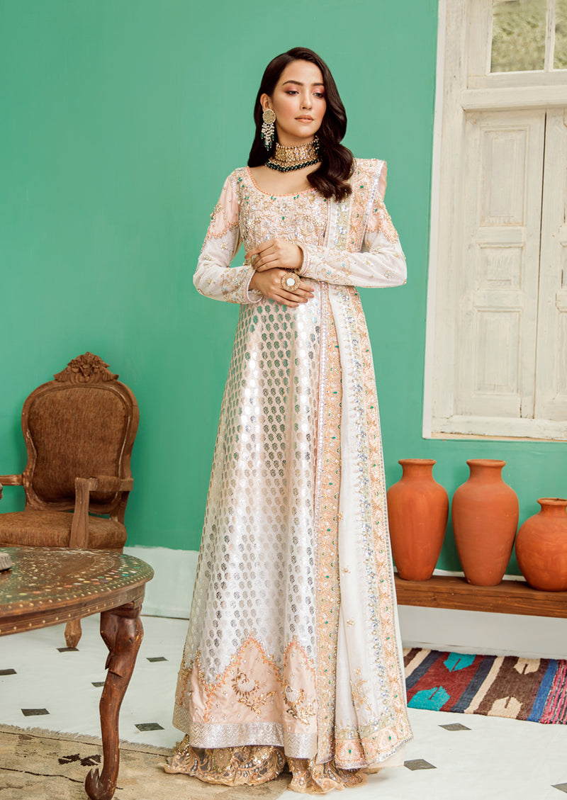 Style # 1183 (2Piece Rs.170,000/-)(Dupatta on Request)