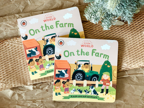 Little World: On The Farm  (A push-and-pull adventure)