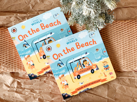 Little World: On The Beach (A push-and-pull adventure)