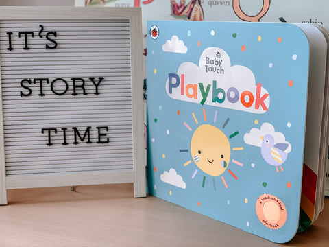 Ladybird Baby Touch: Playbook