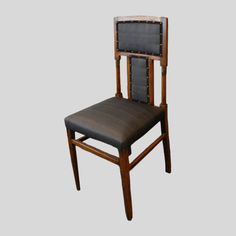 Set Of Six Aesthetic Movement Dining Chairs