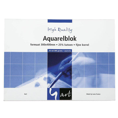 4art Aquarelpapier 325gr