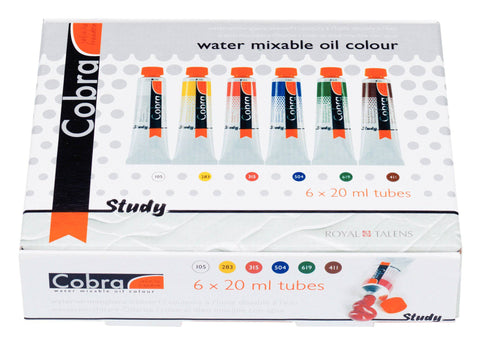 Cobra Leerpakket 6 x 20 ml