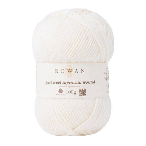 Rowan Pure Wool Worsted 100 gr.