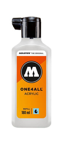 Molotow One4All Acrylic Refill 180ml