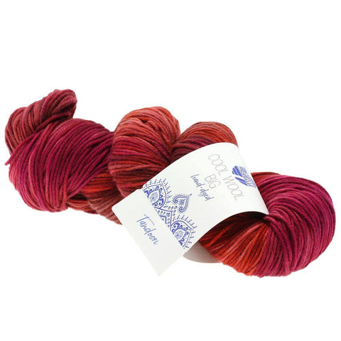 Lana Grossa Cool Wool Big Hand-Dyed - 't kwassie v.o.f.
