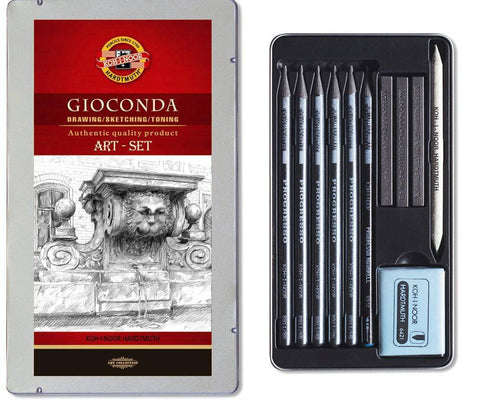 Gioconda Art Set - 't kwassie v.o.f.
