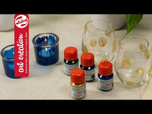 Video laden en afspelen in Gallery-weergave, Talens Art Creation Glas & Porselein Dekkend 30 ml