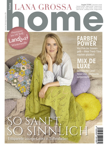 Lana Grossa Home Edition Nr. 73