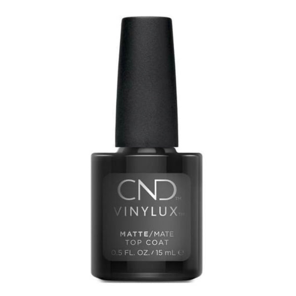 Vinylux Long Wear Top Coat Matte Finish