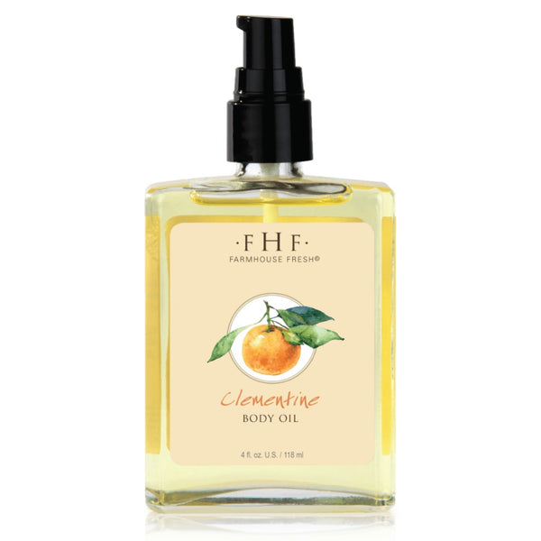 Farmhouse Fresh Clementine Body Oil