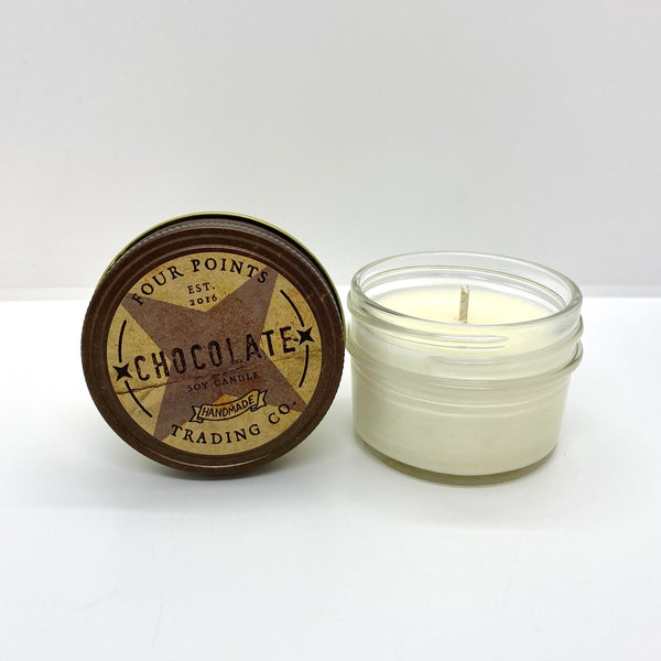Chocolate 4 oz Soy Candle