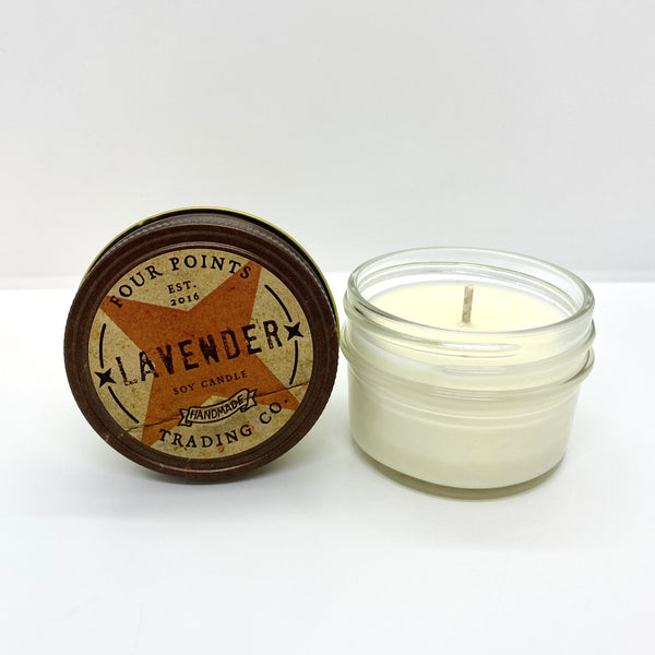 Lavender 4 oz Soy Candle