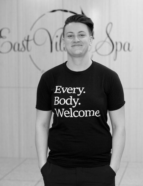 Every Body Welcome T-Shirt Standard Fit