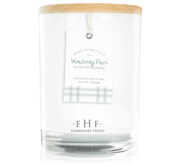 Farmhouse Fresh Wandering Pines Candle