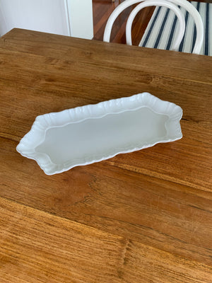 RECTANGLE TUILERIES PLATTER