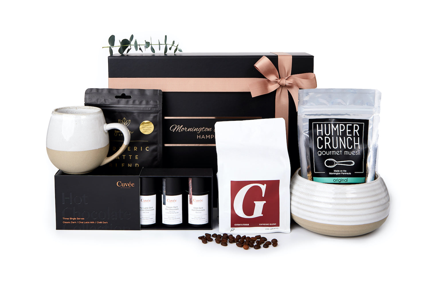 Breakfast In Bed | Mornington Peninsula Hampers | Local Suppliers